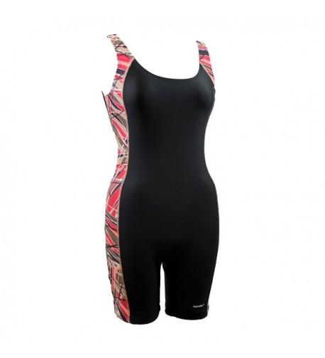 Adoretex Womens Direction Unitard Swimsuit
