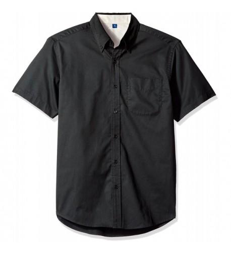 Short Sleeve Wrinkle Resistant Shirts XL