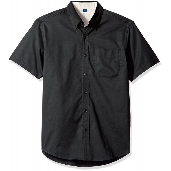 Short Sleeve Wrinkle Resistant Shirts XL