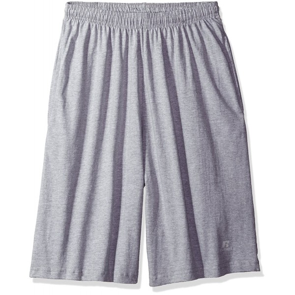 Russell Athletic Cotton Pockets Heather