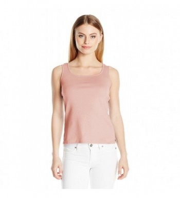 Ruby Rd Womens Petite Square Neck