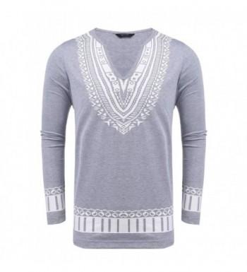 Jinidu African Graphic Fashion T shirts