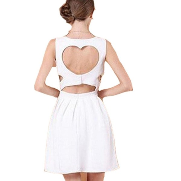 WIIPU Womens White Cocktail Large