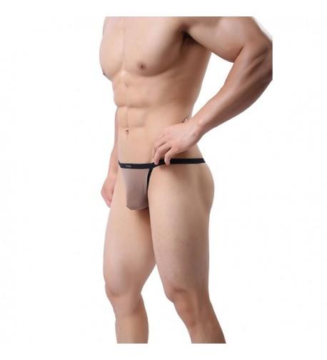Dominik Underwear See Through G String Colors