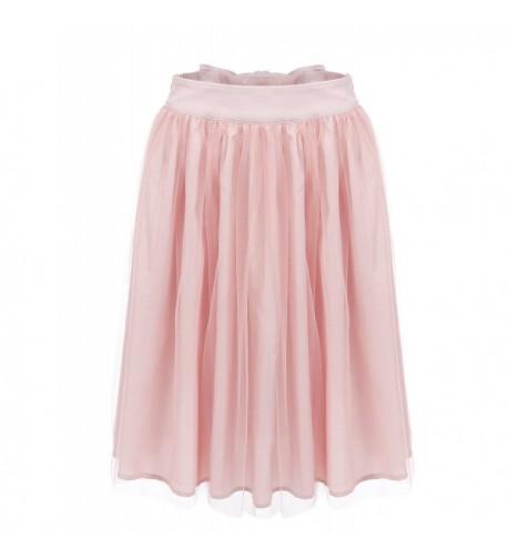 Chigant Length Evening Formal Skirts