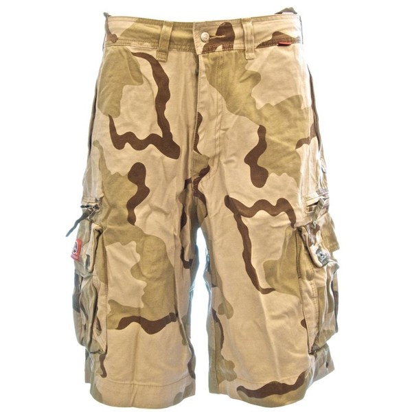 Molecule Beach Bumpers Cargo Shorts