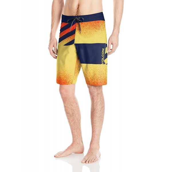 Volcom Block Boardshort Bright Orange