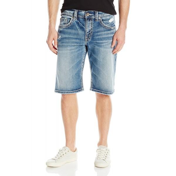 Silver Jeans Gordie Loose Fit Indigo