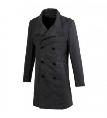 Discount Real Men's Wool Jackets