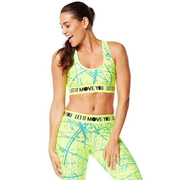 Zumba Womens Impact Workout Support