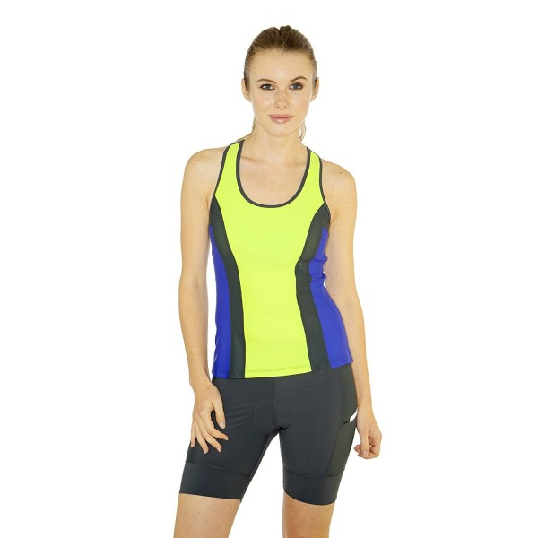 MooMotion Womens Fulton Racerback Large