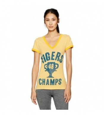 Soffe Womens Tiger Champs T Shirt
