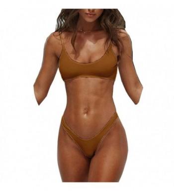 MACVISE Womens Bikini Padded Swimsuits