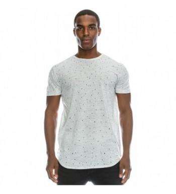 JC DISTRO Hipster WhiteBlack T Shirt