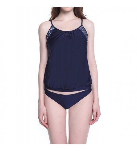 Golden Button Swimsuit teenagers Printed