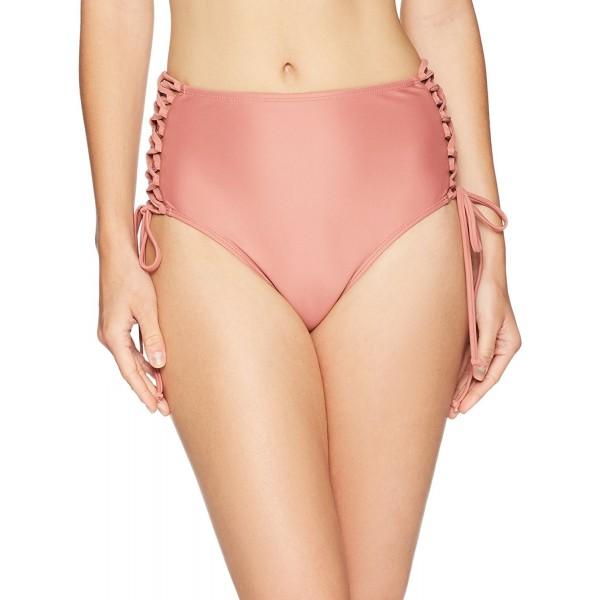 Mae Womens Swimwear Strappy Bikini