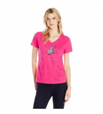 Life Womens Crusher Good Butterfly