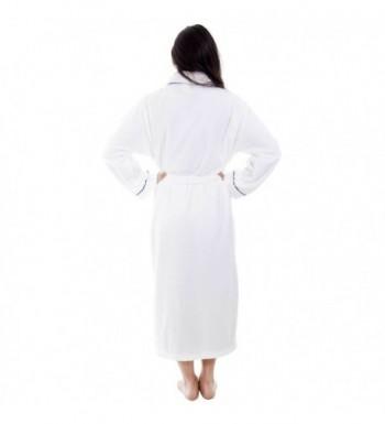 72499e9c71 Unisex Plush Velvet Bathrobe WHTRYL  Discount Real Women s Robes  Discount  Real Women s Sleepwear