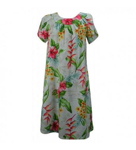 RJC Womens Majestic Length Hawaiian