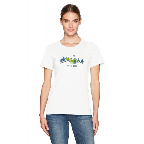 Life Good Crusher Mountain T Shirt