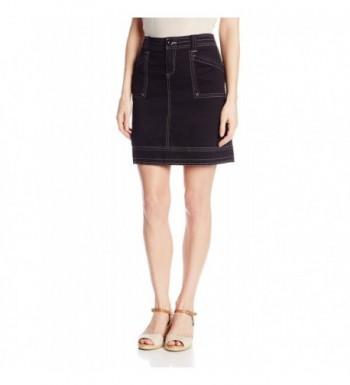 Aventura Womens Arden Skirt Black
