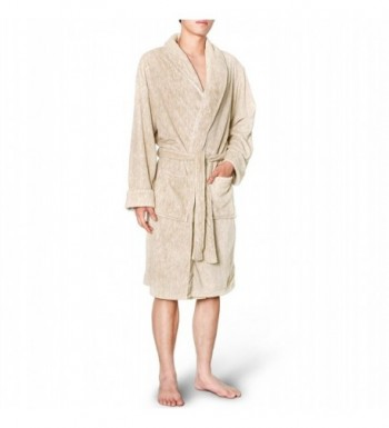 Bathrobe Lightweight Microfiber Comfortable Luxurious
