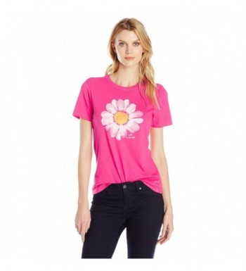 Life Womens Crusher Daisy Painted