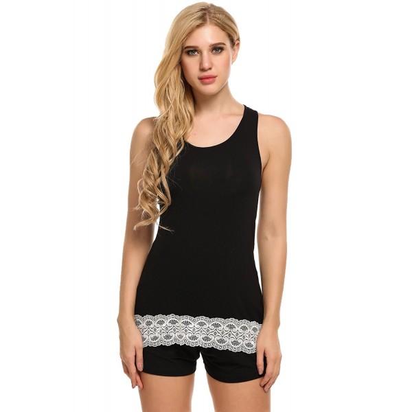 Avidlove Womens Sleeveless Racerback Sleepwear. . Avidlove Womens  Sleeveless Racerback Sleepwear. Brand Original Women s Pajama Sets Outlet d0b818f7e