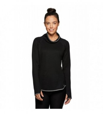 RBX Active Womens Cowlneck Pullover
