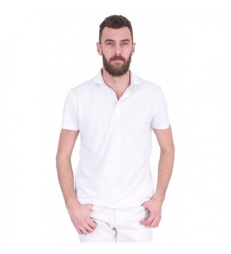 White Nature Short Sleeve Cotton
