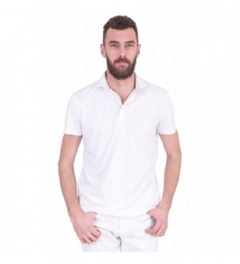 White Nature Short Sleeve Cotton