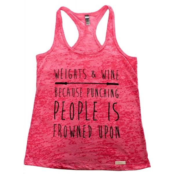 Snatch Run Womens Weights Burnout