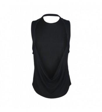6f97a91c735a9c Available. WuLun Womens Summer Street Backless  Discount Women s Tanks   Designer Women s ...