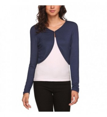Women's Shrug Sweaters Outlet Online