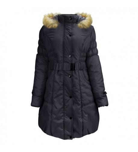 ZAIAI Womens Winter Overcoat Outwear