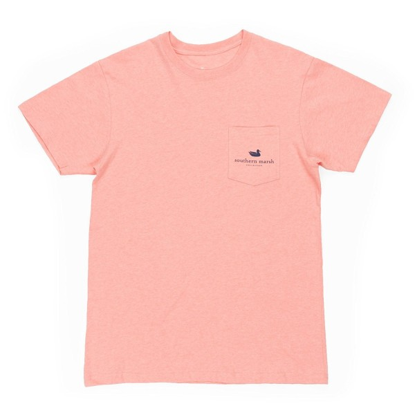 Southern Marsh Festival Tee Crawfish