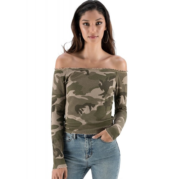 Rebel Canyon Womens Sleeve Shoulder