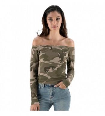 Rebel Canyon Womens Sleeve Shoulder