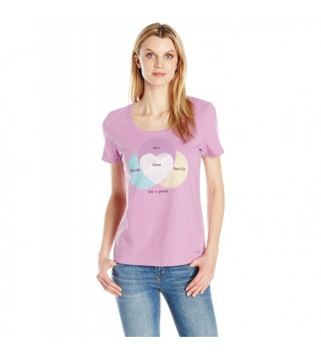 Life Womens Crusher Diagram Orchid