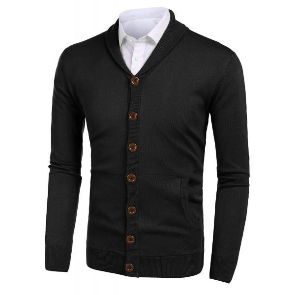 Misakia Casual Knitted Collar Cardigan