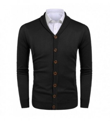 Cheap Men's Cardigan Sweaters Outlet Online