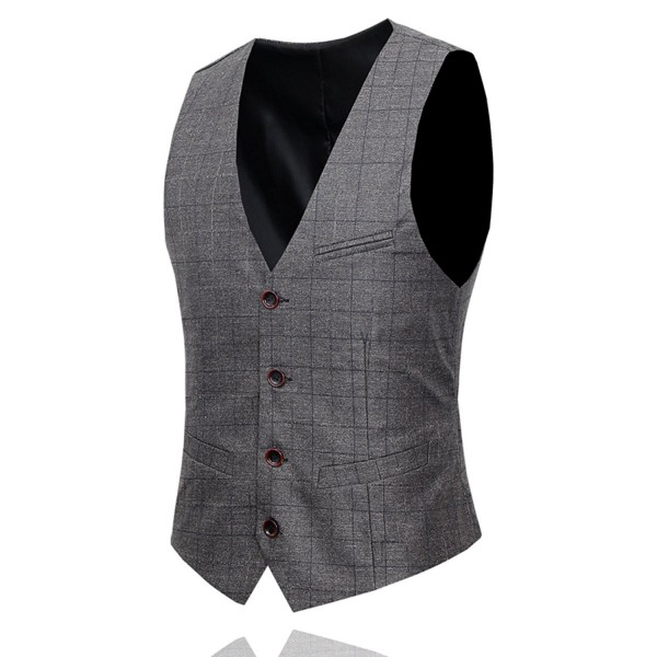 YFFUSHI Unique Advanced Wedding Waistcoat