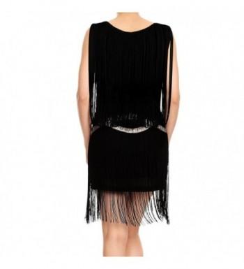 9ee6c31dd4705 Anna Kaci Womens Fringe Flapper Cocktail; Women's Cocktail Dresses On Sale; Women's  Dresses Wholesale ...