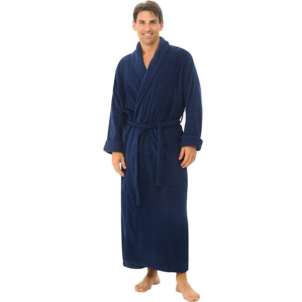 Del Rossa Turkish Bathrobe A0126NBLXL