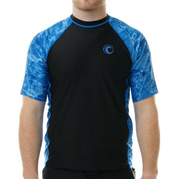 Aqua Design Short Sleeve Comfort