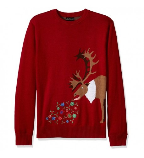 Alex Stevens Pooping Reindeer Christmas