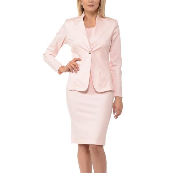Sweethabit Womens Sleeve Blazer Bodycon