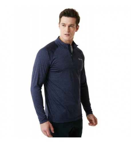 Tesla TM MKZ02 MNV_Large Active Sporty Shirt