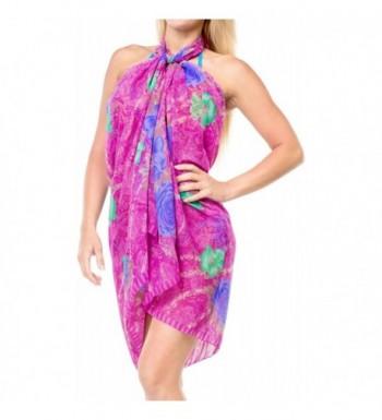 Leela Printed Swimwear Chiffon Digital