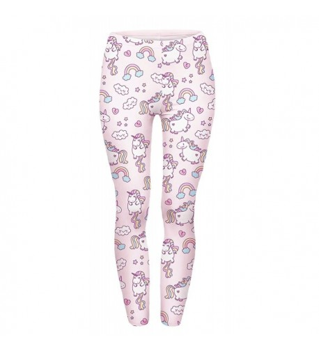 JINKAIJIA Unicorn Fashion Leggings DDK059 2